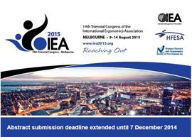 19th Congreso de la IEA - Australia